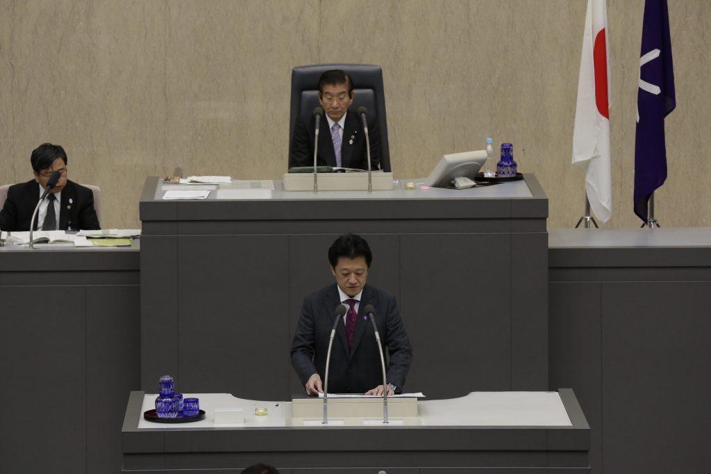 平成27年 第四回東京都議会定例会