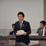 平成30年度 予算特別委員会 統括質疑(2日目)