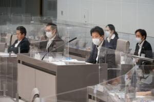 新型コロナウイルス感染症対策特別委員会②